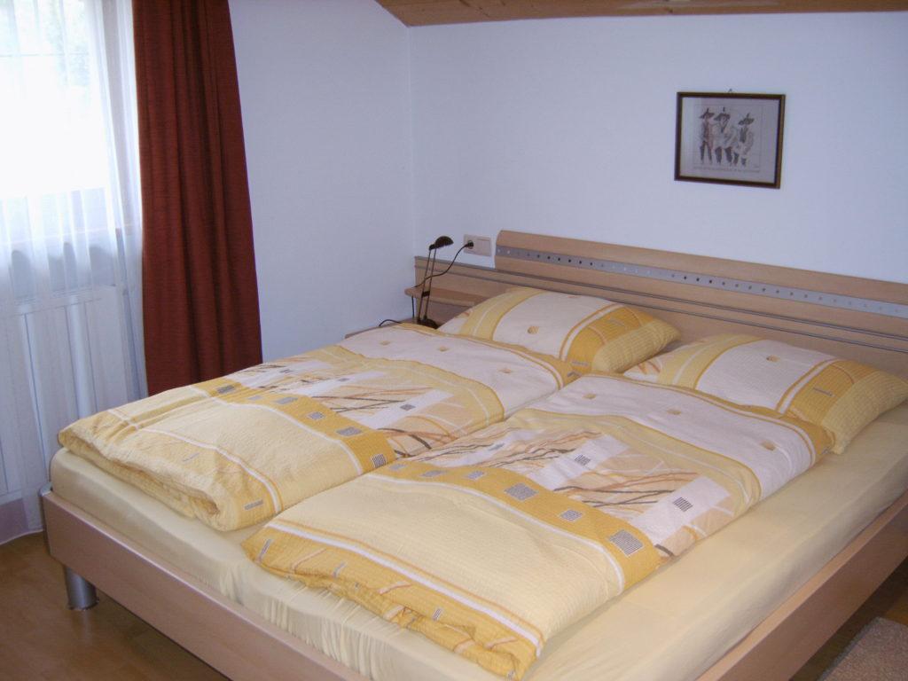 Schlafzimmer Orchidee Roanerhof
